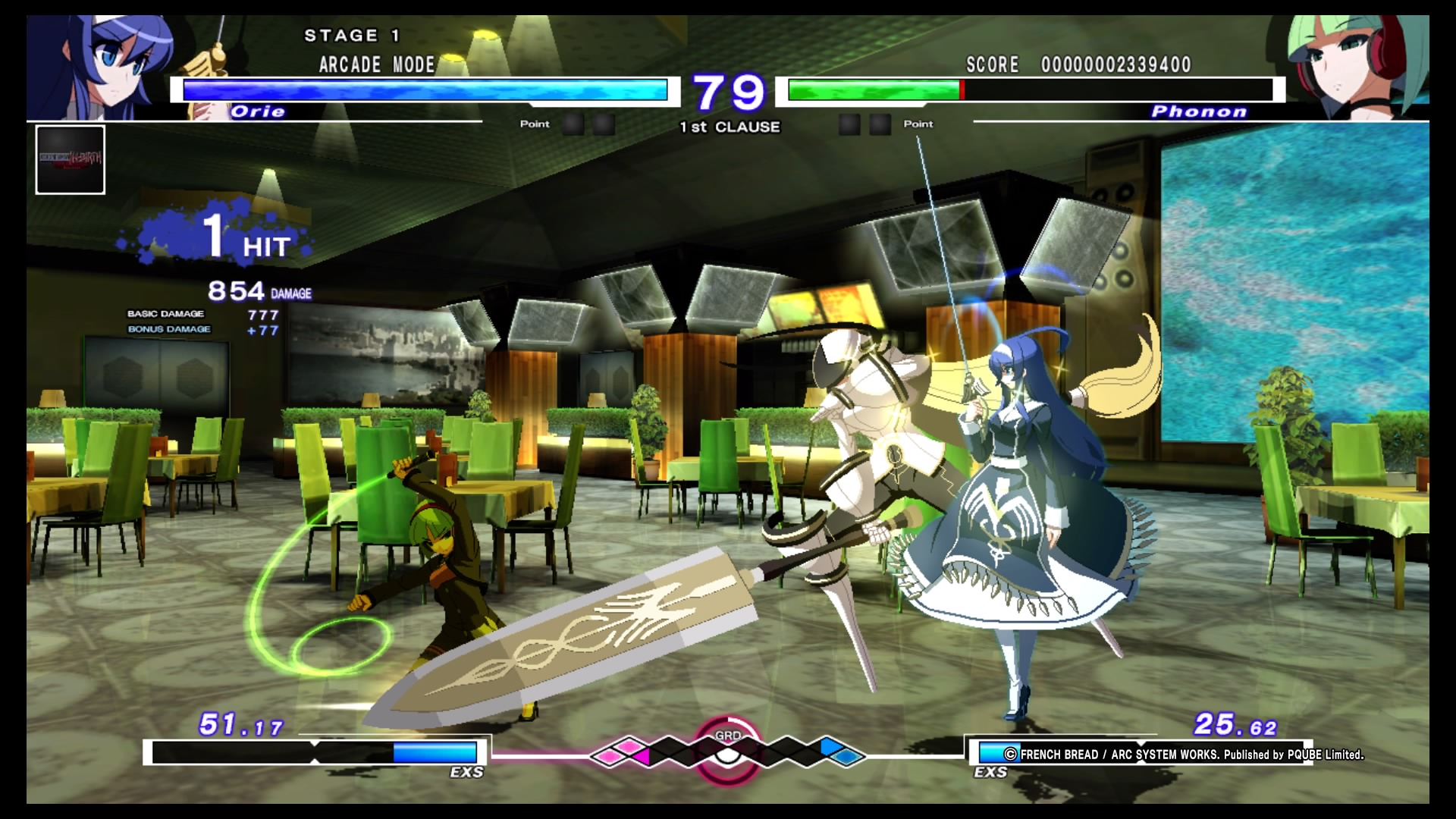 Review: Under Night In-Birth Exe:Late[st] – Gamer Escape: Gaming