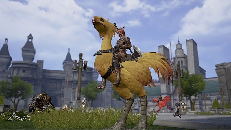 Nexon Recruitment Listing For FFXI Mobile Shows New Images