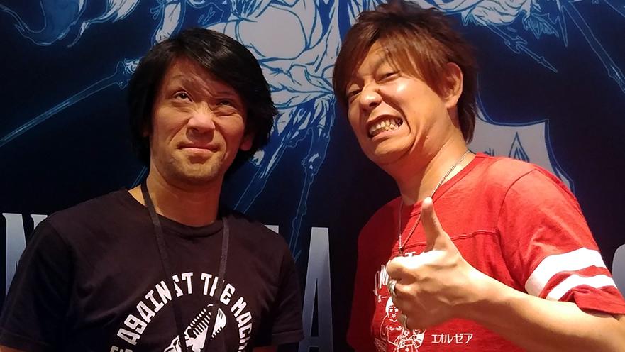 E3 2018 Interview With Naoki Yoshida and Masayoshi Soken – Gamer