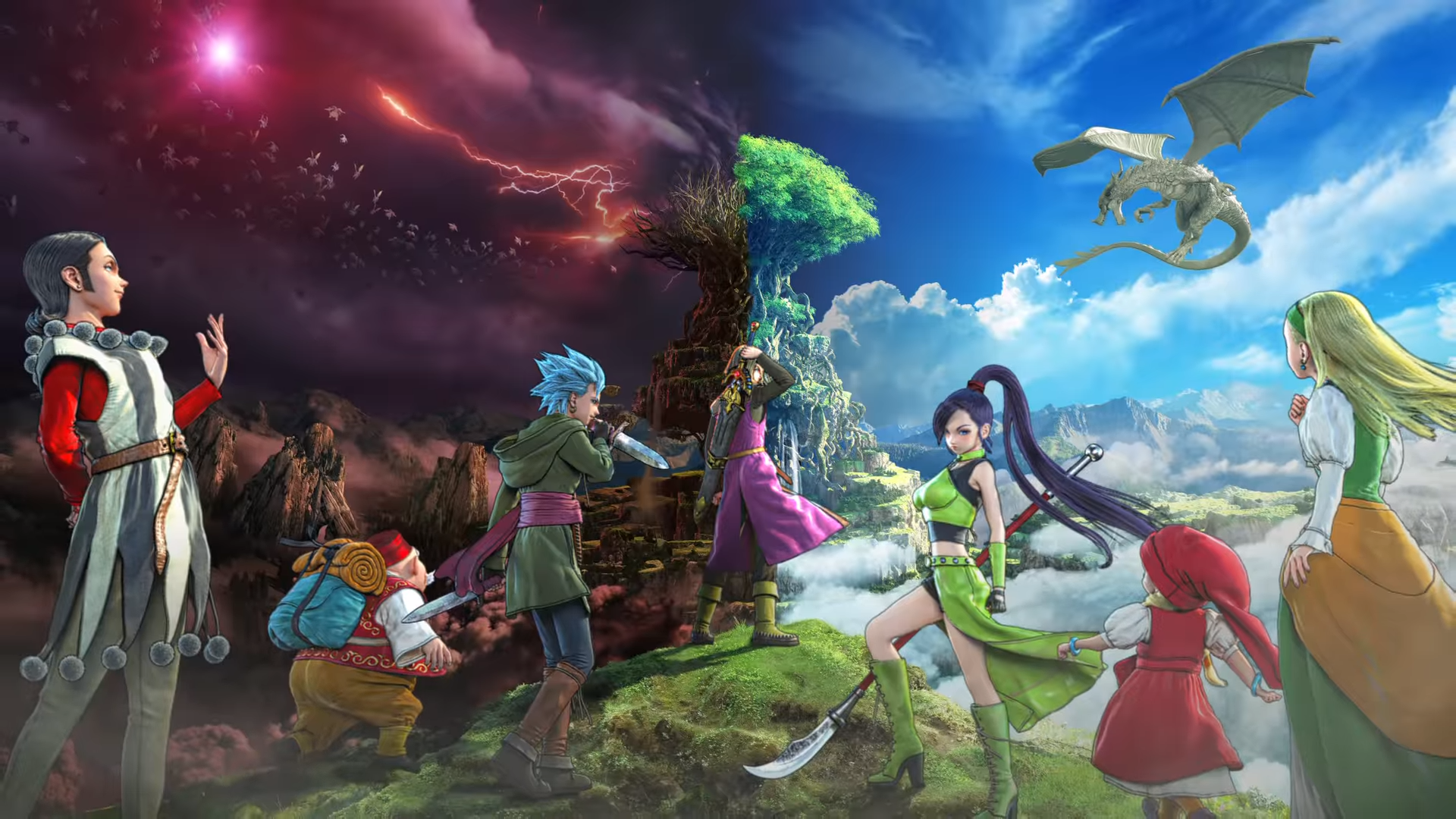 Review Dragon Quest Xi Echoes Of An Elusive Age Gamer Escape