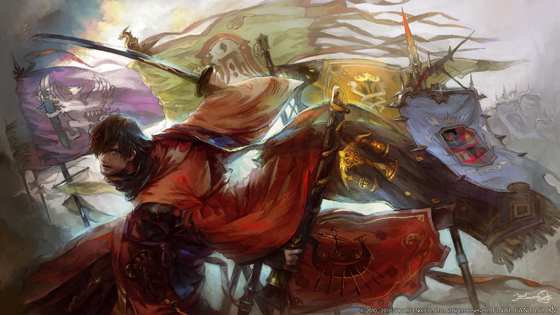 Review: Final Fantasy XIV Patch 4 5 A Requiem For Heroes