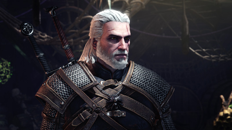 Monster Hunter: World Receiving Expansion and The Witcher 3