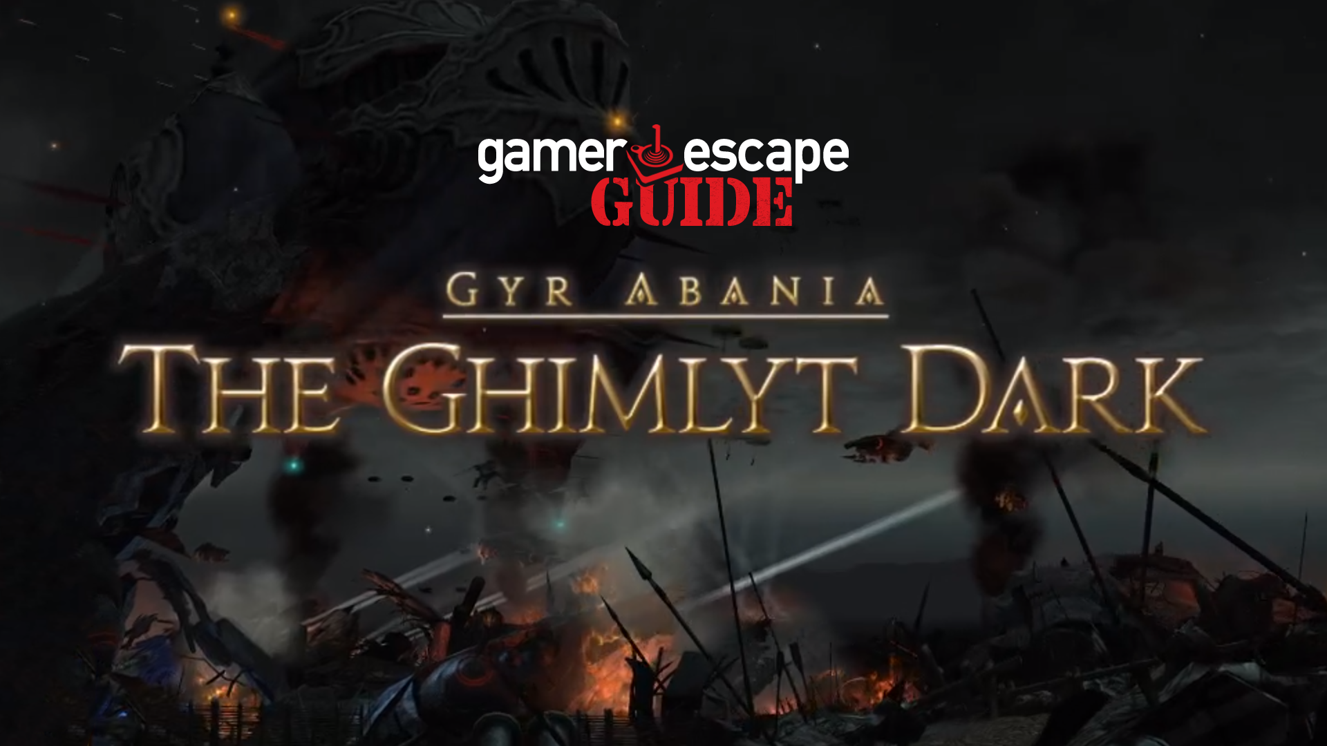 FFXIV Guide: The Ghimlyt Dark – Gamer Escape: Gaming News