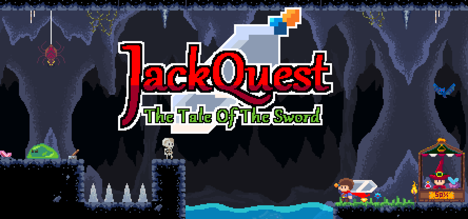 Review: JackQuest: The Tale of The Sword - Gamer Escape: Gaming ...