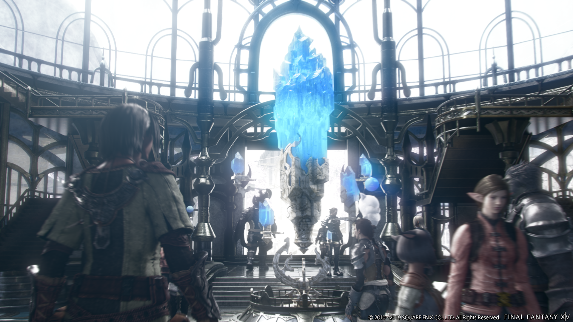 FFXIV Tokyo Fan Fest Interview With Members of the Press