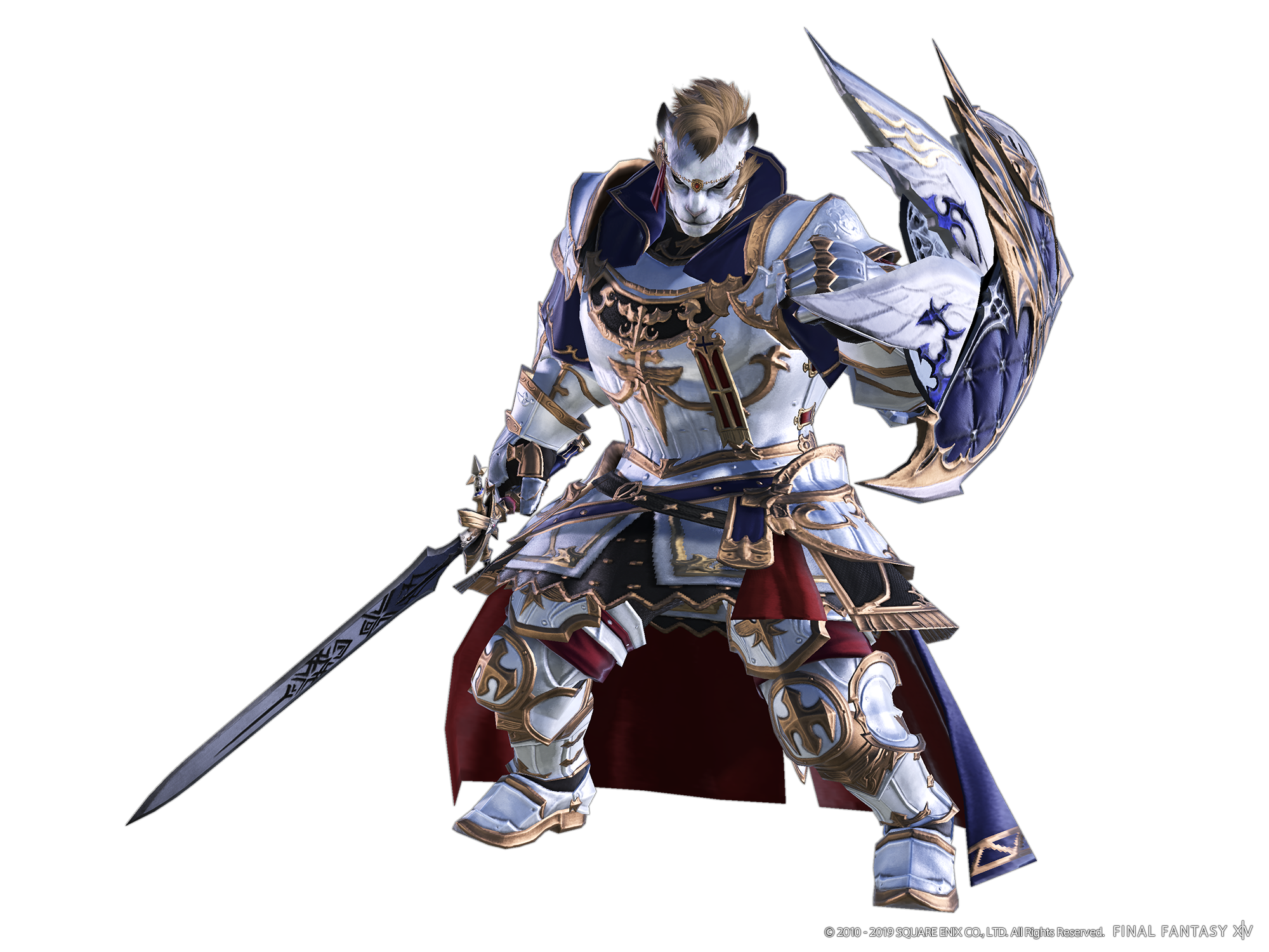 Final Fantasy XIV: Shadowbringers Hands-On with Paladin