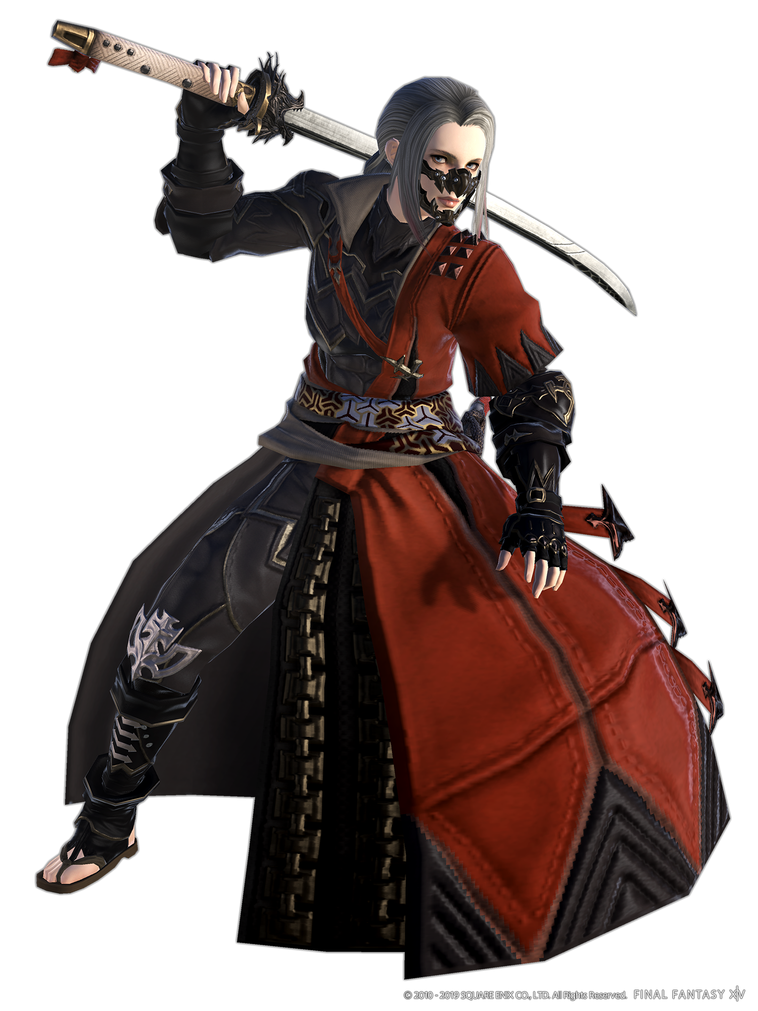 Final Fantasy XIV: Shadowbringers Hands-On with Samurai – Gamer