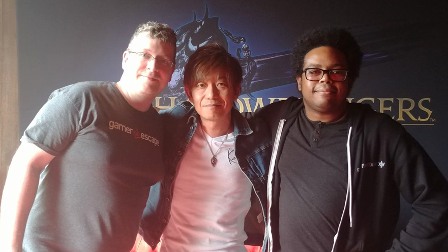 Final Fantasy XIV: Shadowbringers Interview with Naoki