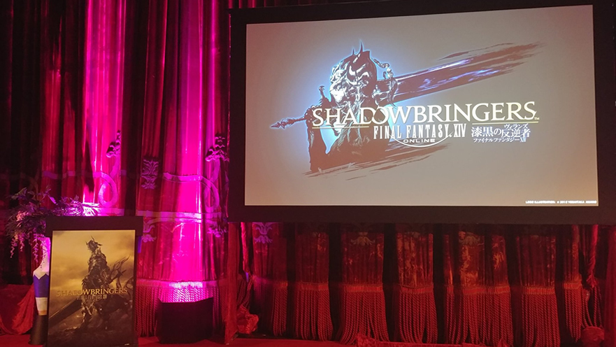 Final Fantasy XIV: Shadowbringers Media Tour Overview