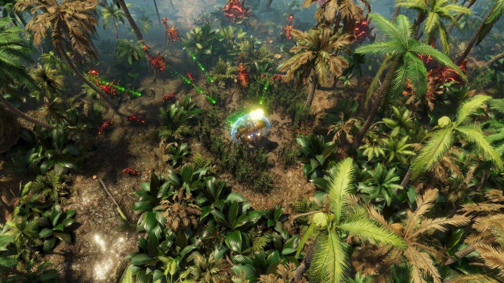 E3 2019 Hands-on: The Riftbreaker – Gamer Escape: Gaming News