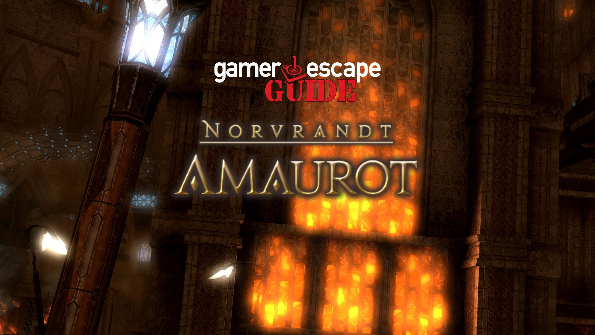 FFXIV Shadowbringers Guide: Amaurot – Gamer Escape: Gaming