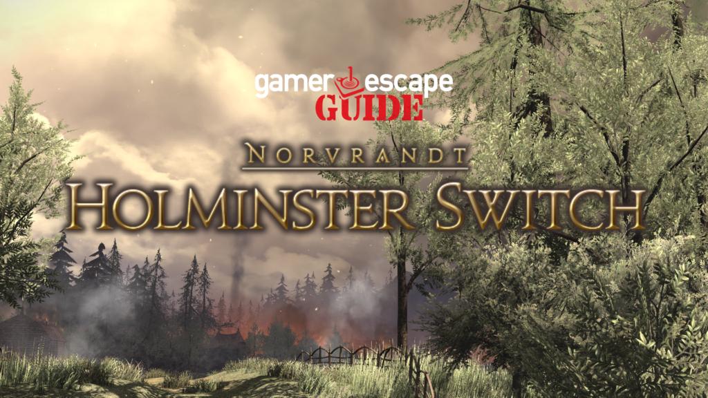 FFXIV Shadowbringers Guide: Holminster Switch – Gamer Escape: Gaming