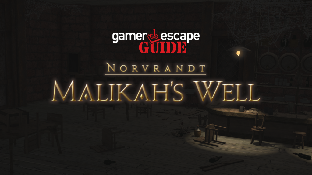 FFXIV Shadowbringers Guide: Malikah's Well – Gamer Escape: Gaming