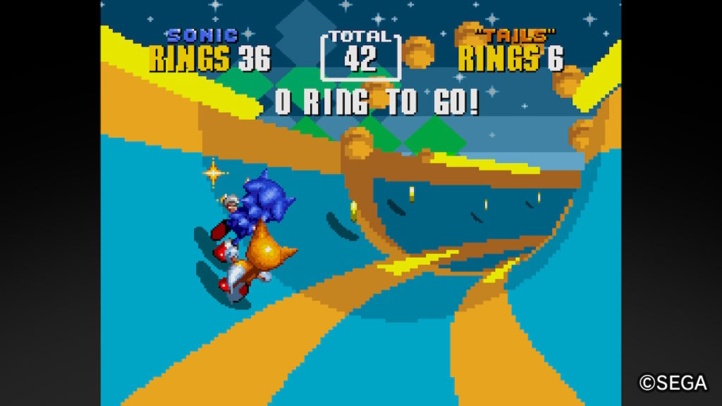 Review Sega Ages Sonic The Hedgehog 2 Gamer Escape Gaming News Reviews Wikis And Podcasts