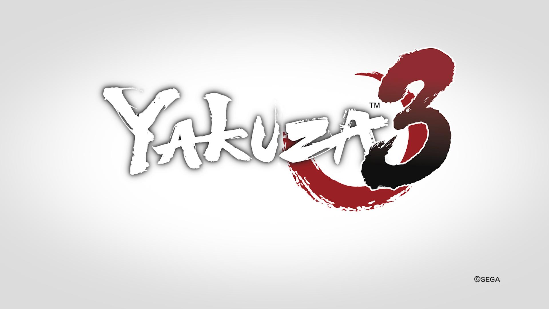 Yakuza 3 PS4