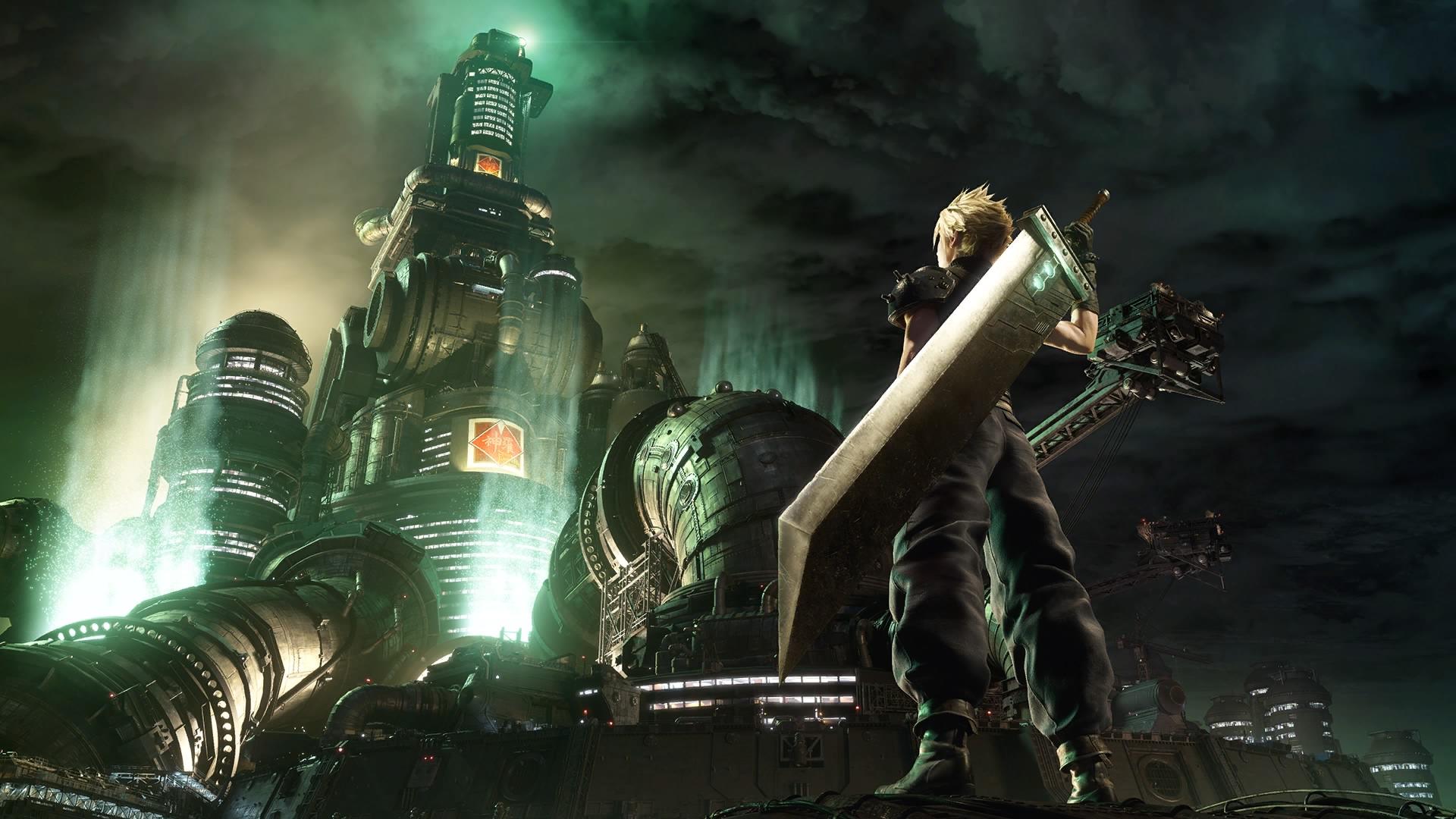 Review: Final Fantasy VII Remake - Gamer Escape: Gaming ...